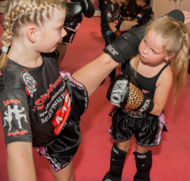 Kickboksen voor meisjes